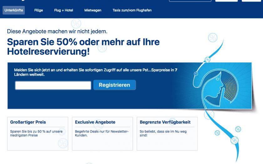Booking.com Gutschein