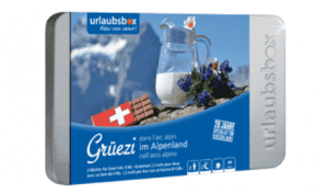 Urlaubsbox Grüezi im Alpenland