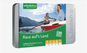 Urlaubsbox Raus auf´s Land