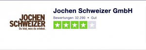Bewertung Jochen Schweizer