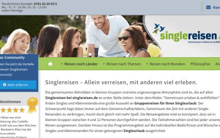 Singlereisen.de