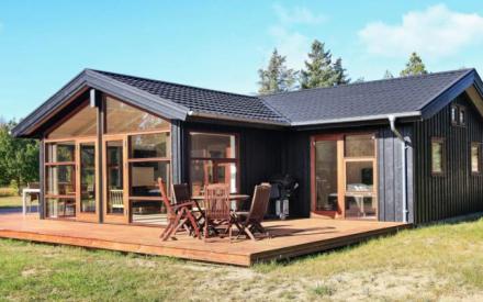 Ferienhaus in Kandestederne Dänemark