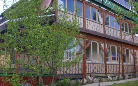 Ferienappartement in Bernau
