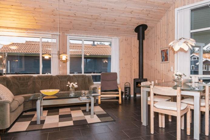 Ferienhaus Fjand Dänemark